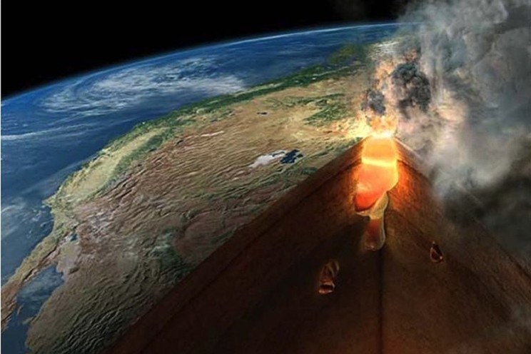 вулкан йеллоустоун последние новости